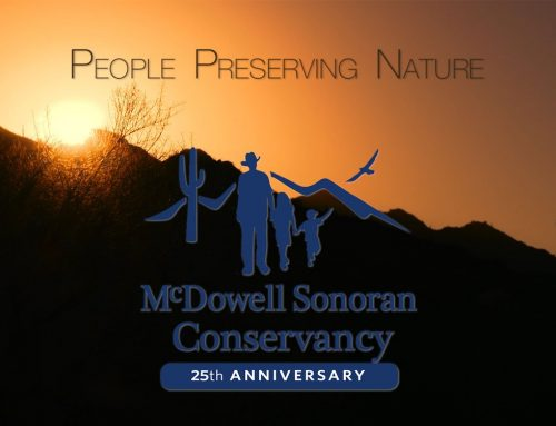 McDowell Sonoran Conservancy | 25 Years